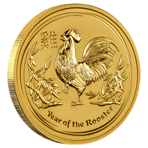 2015 Australian Gold Year of the Goat