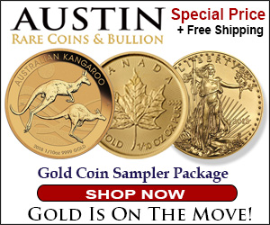 Gold Coin Sampler